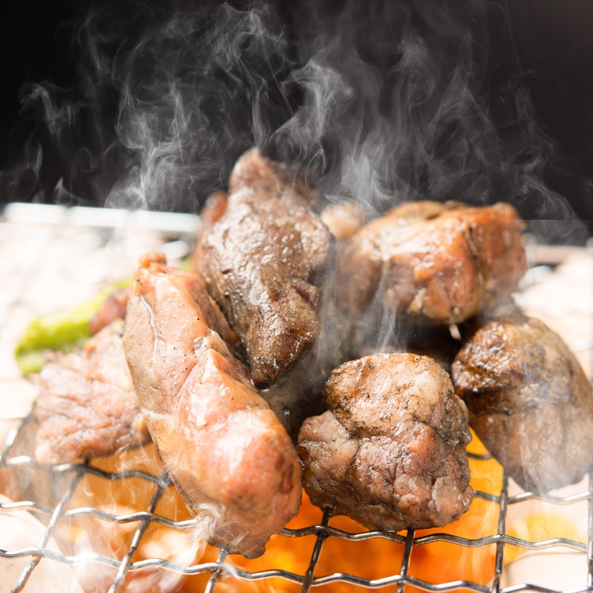 大成畜産 鹿児島黒豚やごろう豚無添加3種セット〔炭火焼き80g・桜島灰干し50g・椎茸ご飯の素160g〕