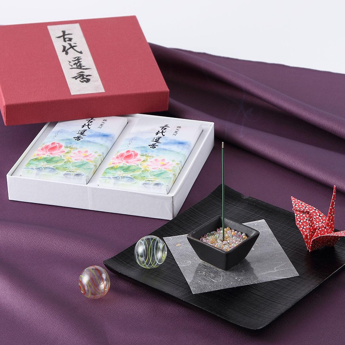 古代蓮香2箱セット(化粧箱入り)