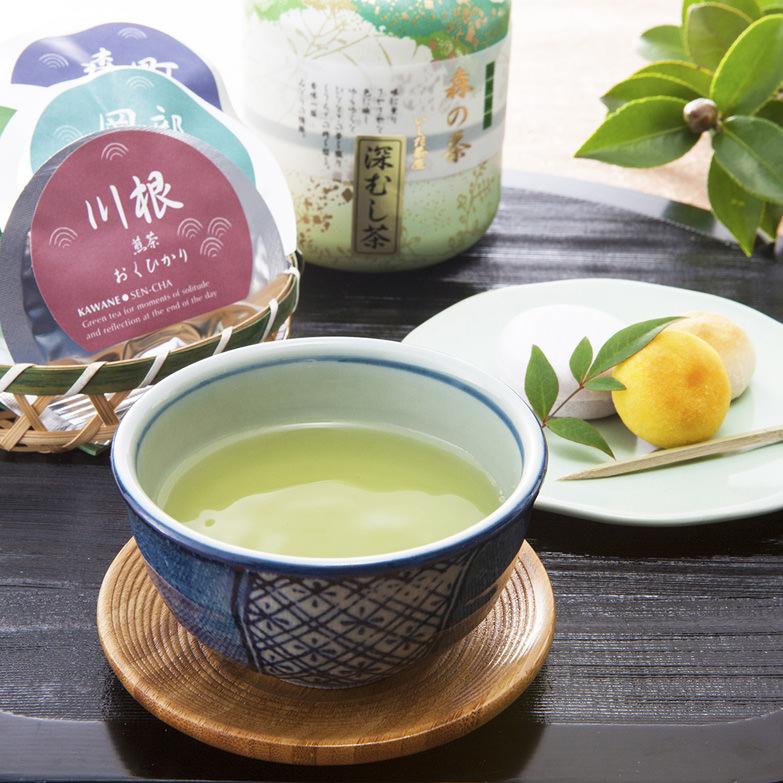 静五咲・ふくよ香詰合せ 有限会社石田茶店 静岡県 世界緑茶コンテスト「最高金賞」に輝く緑茶ティーバッグと深蒸し煎茶の贅沢なセット。