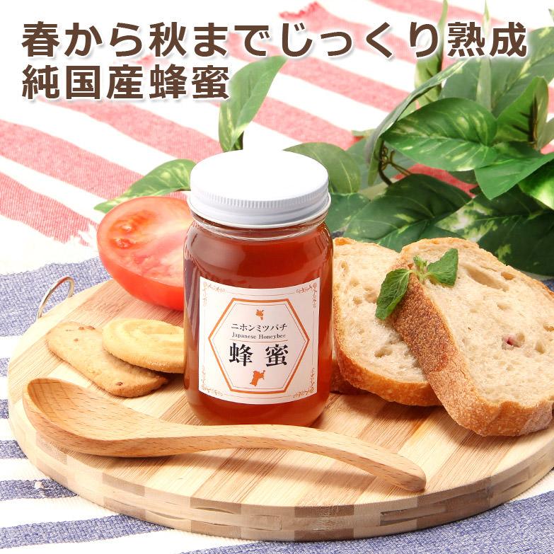 ちいさなハチからおおきなプレゼント 宮城県産日本みつばちのはちみつ はちみつ屋多賀城