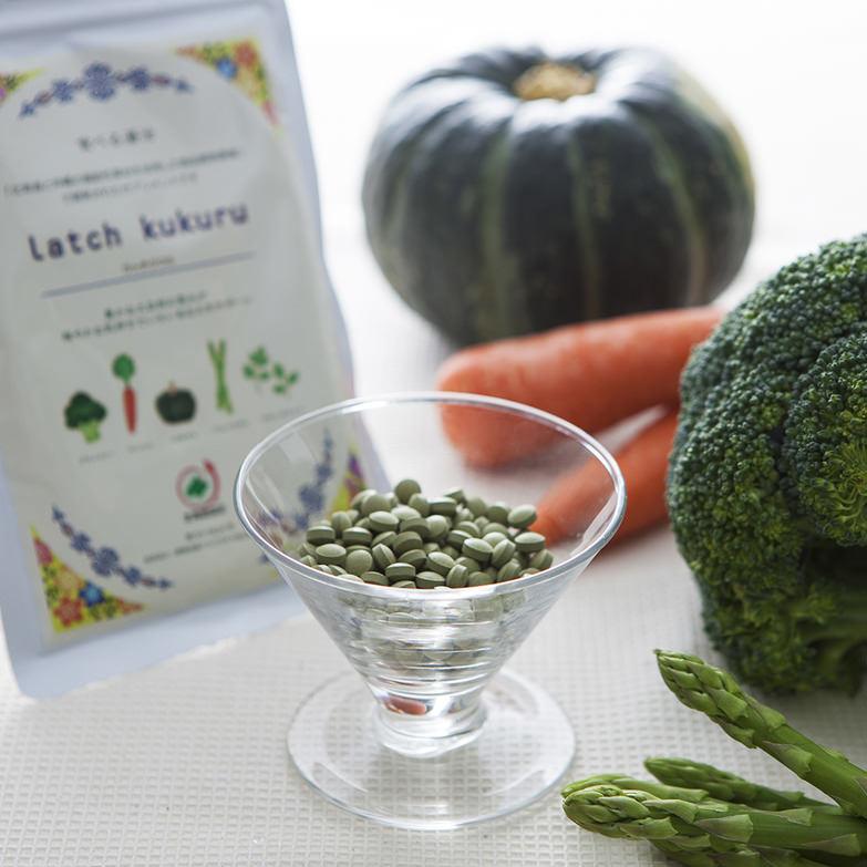 「北海道食品機能性表示制度」認証商品 自然由来成分が細胞を元気な状態へと導く Latch kukuru(ラッチククル) 株式会社NORINO・東京都