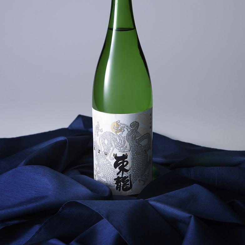 創業元治2年、昔ながらの手造りにこだわった愛知の蔵元がお届けする 純米吟醸 東龍 龍の舞 1800ml・愛知県