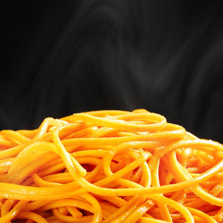 ロザリオ南蛮パスタ PG-50 本多製麺有限会社 長崎県 300余年の伝統を持つ手延べ製法で作り上げた新感覚のパスタ