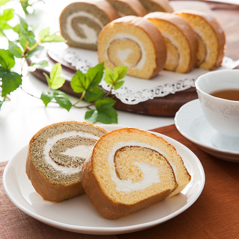うさえもんロールケーキ 有限会社久梨芙 愛媛県 厳選した生クリームを使い、甘さ控えめにふわっと焼き上げました