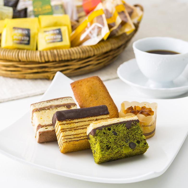 アンナの贈り物焼き菓子詰め合わせセット 30個いり 有限会社創菓苑 佐賀県 材料にこだわった贅沢な焼き菓子のセット