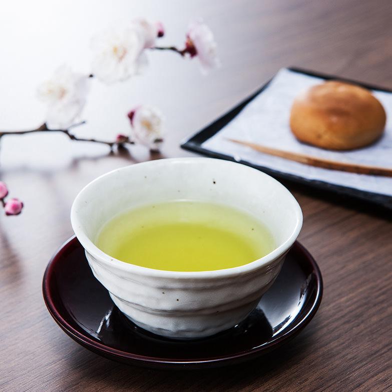 深蒸し煎茶 80g 3本セット 株式会社三国屋 福井県 世界の茶葉の専門店を代表する、まろやかな味わいの煎茶