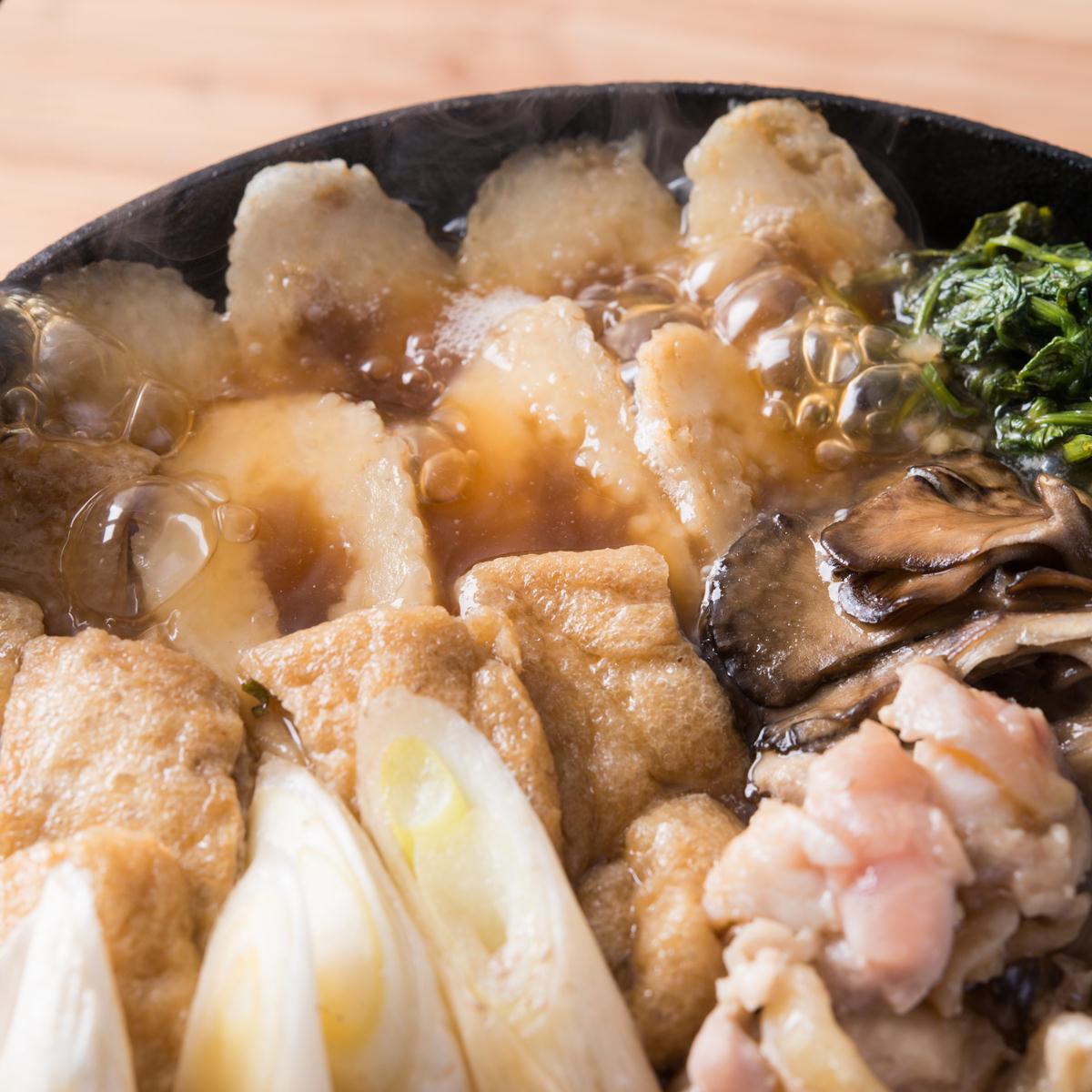 三四郎旅館 薬膳 きりたんぽセット〔薬膳きりたんぽ4本・地鶏肉・比内地鶏スープ・舞茸ほか全9種〕