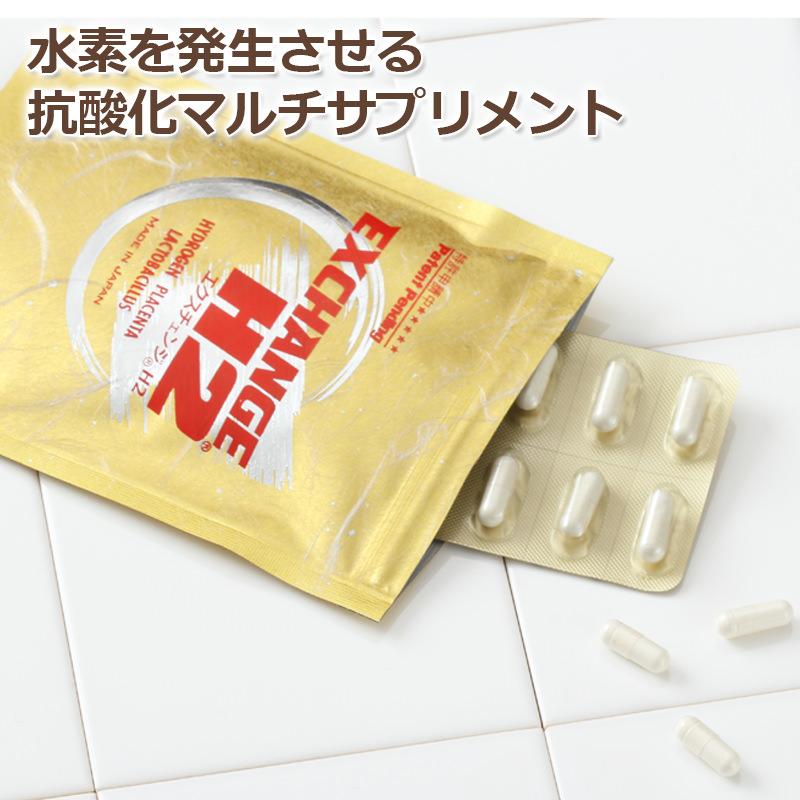 EXCHANGE H2(エクスチェンジ エイチツー)〔30粒〕