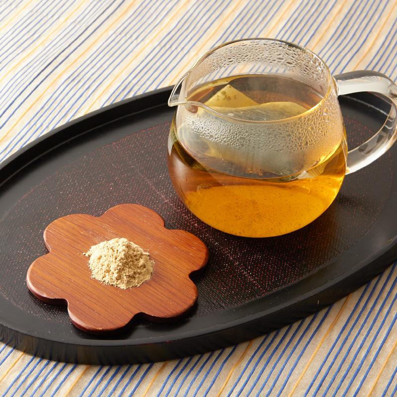 ムクナ豆パウダーとムクナ茶セット〔ムクナ豆(パウダー)50g×2袋、ムクナ茶30g〕