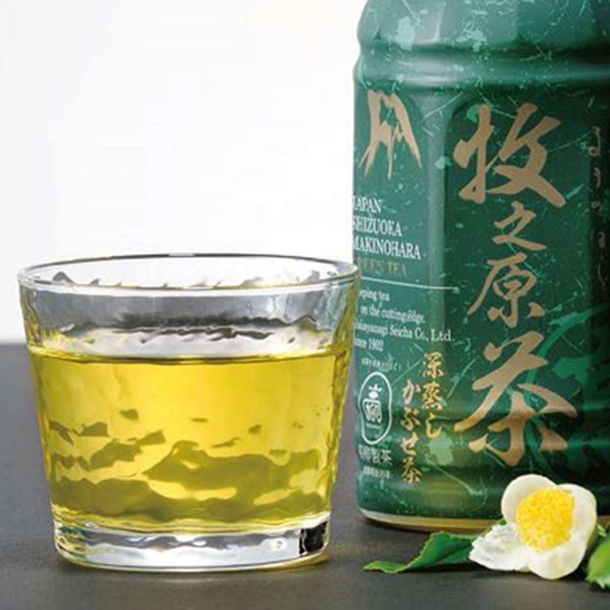 牧之原の雫茶プレミアムペットボトル 〔350ml×24〕 静岡県産 お茶 高柳製茶