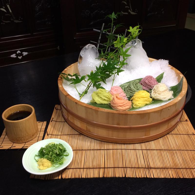奈良名産-三輪の七福素麺ギフトセット