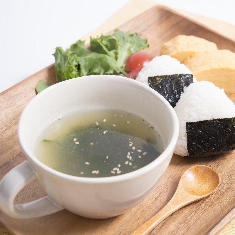 定番スープ ワカメ〔30袋〕