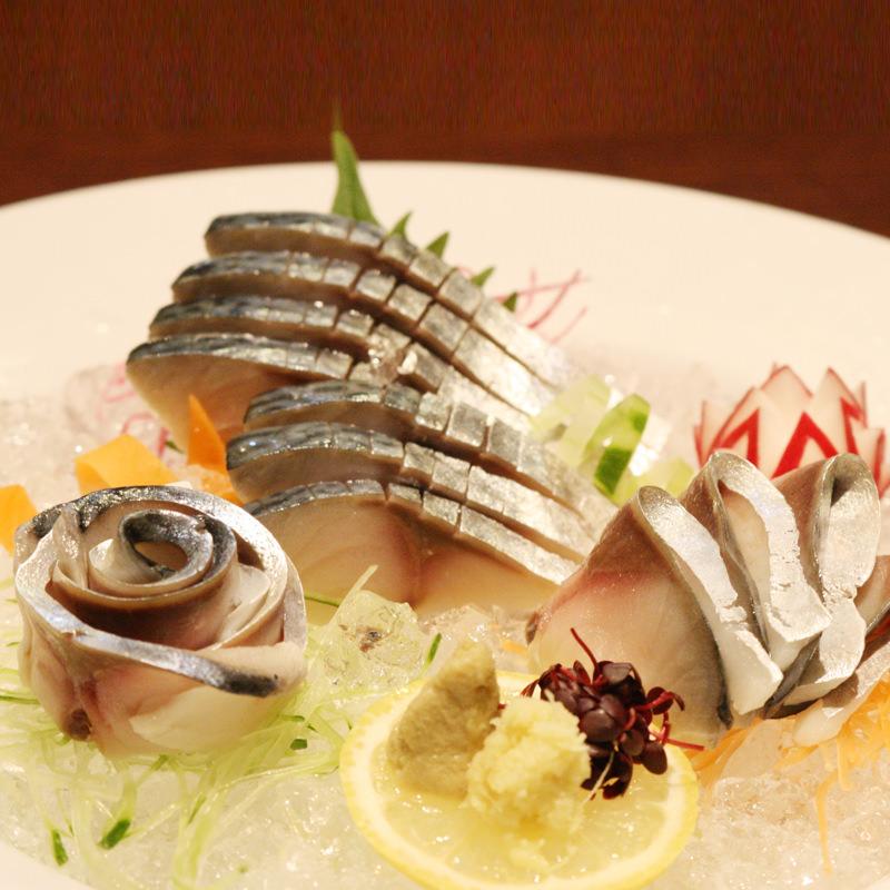 長崎ハーブさばしめ鯖 サバタベンバ〔しめ鯖(約150g)×2枚〕