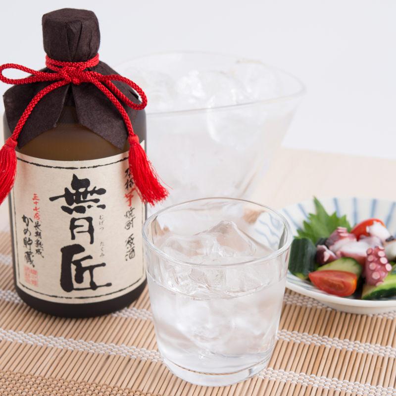 宮崎名産_櫻の郷酒造 芋焼酎【 無月 匠 】