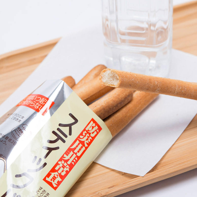 防災用非常食スティックパン〔100g×50袋〕