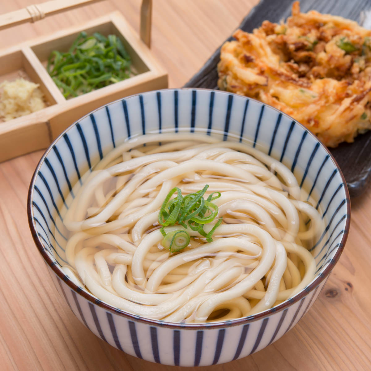北海道産小麦100% うどん 通常 6食〔300g×2〕