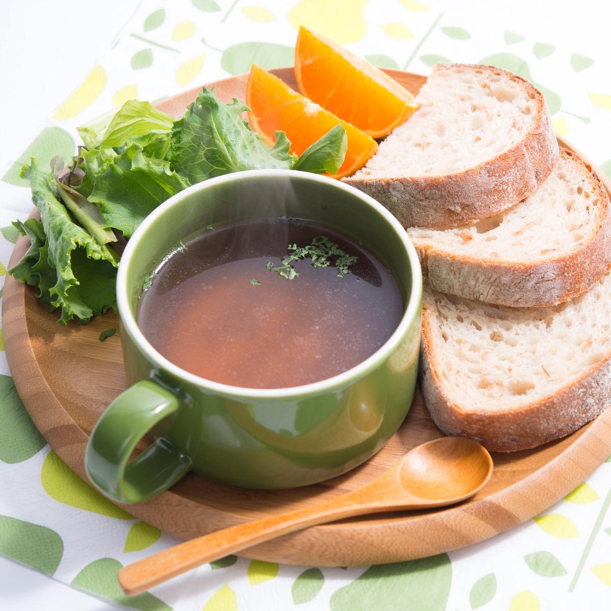 ランチスープにも便利 小分けパック即席汁 定番スープ オニオン〔75個〕