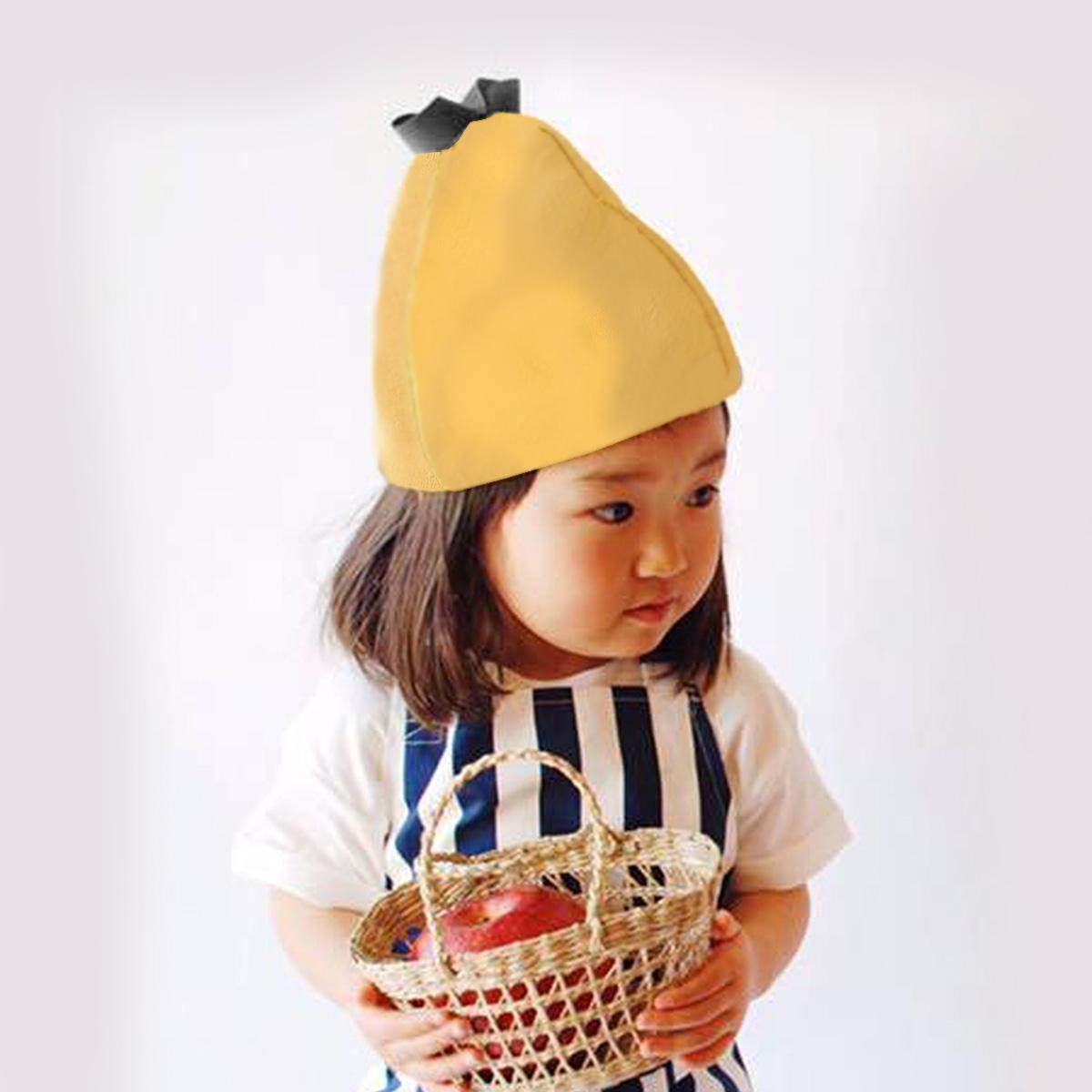 帽子屋UKIYO 1歳から4歳くらいのお子様に キュートな子ども用ハット ポワールベレー〔帽子×1〕