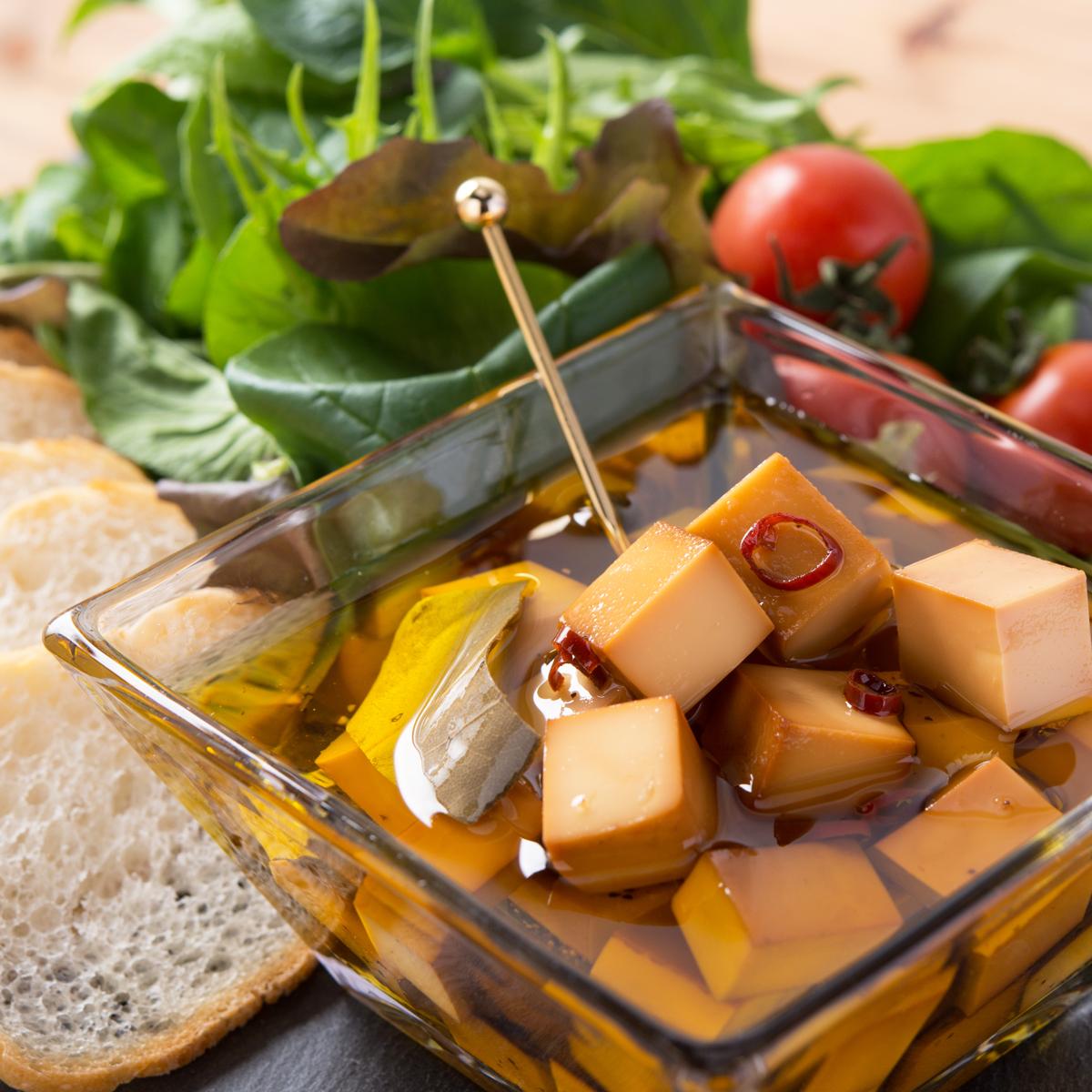 紅葉コーポレーション 静岡特産 魚介の燻製オリーブオイル漬けセット〔しらす燻・あさり燻・チーズくん〕