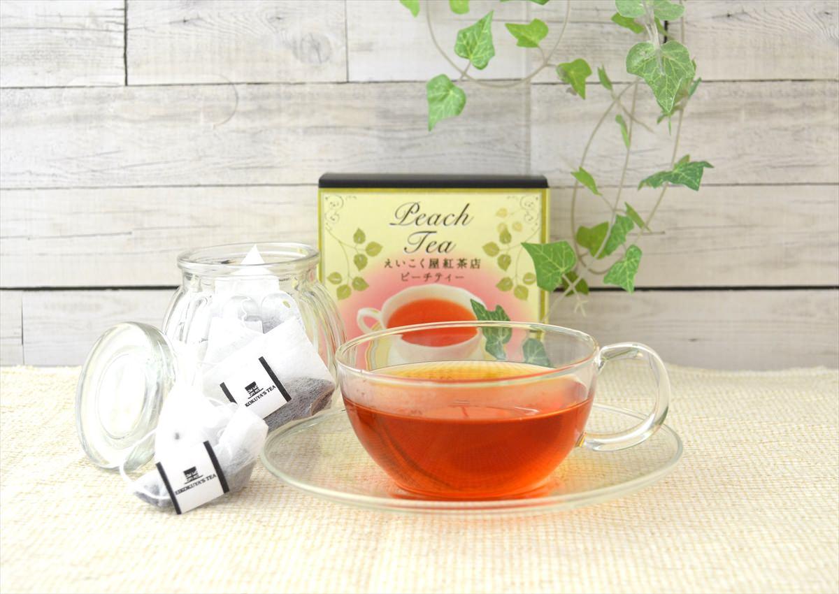 cafe etoile えいこく屋紅茶店&スイーツセットD〔紅茶6種全18P・コーヒー×4・シュガー×5・ワッフル2種〕