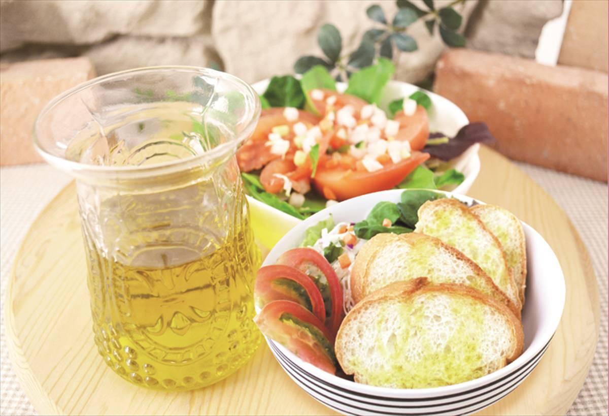 化学調味料無添加ソースで食べる 自然派パスタスパゲティセットF