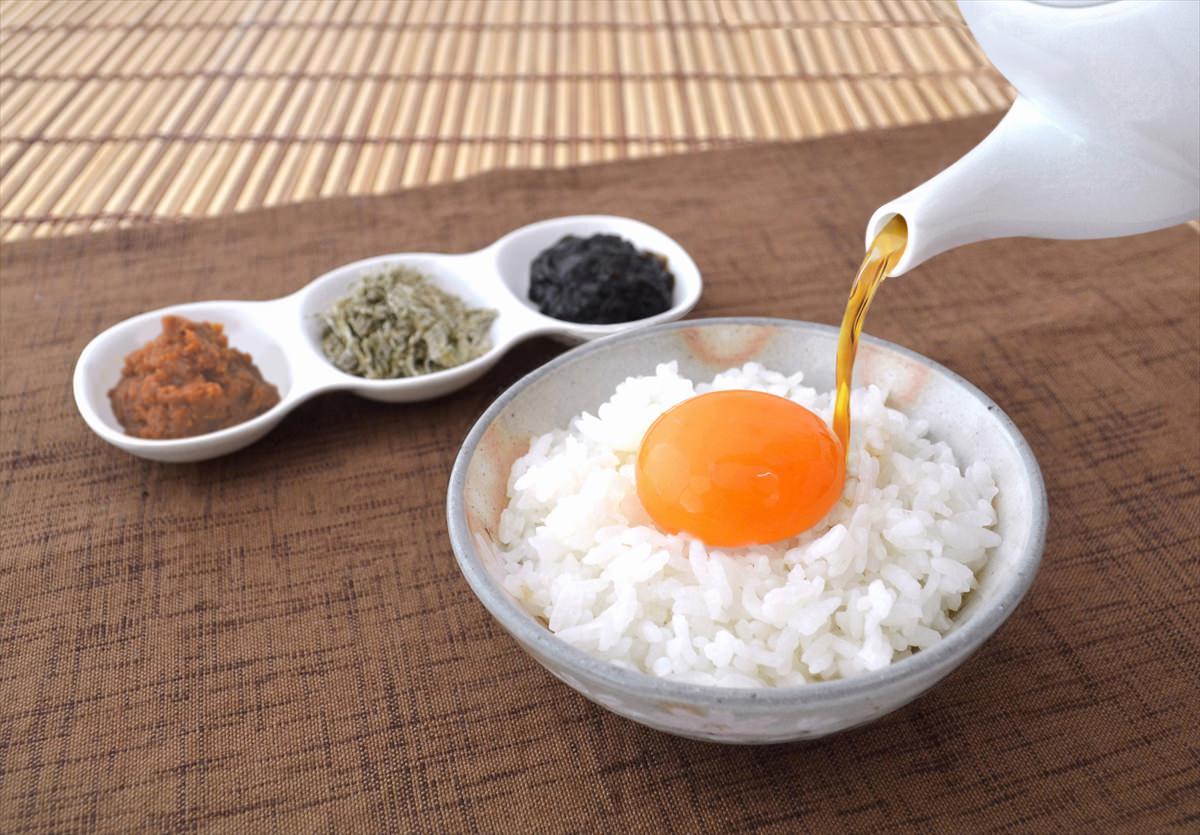 美食ファクトリー 蔵出し卵がけ醤油と美味しい米ギフト(RXシリーズ)〔全9種12個〕