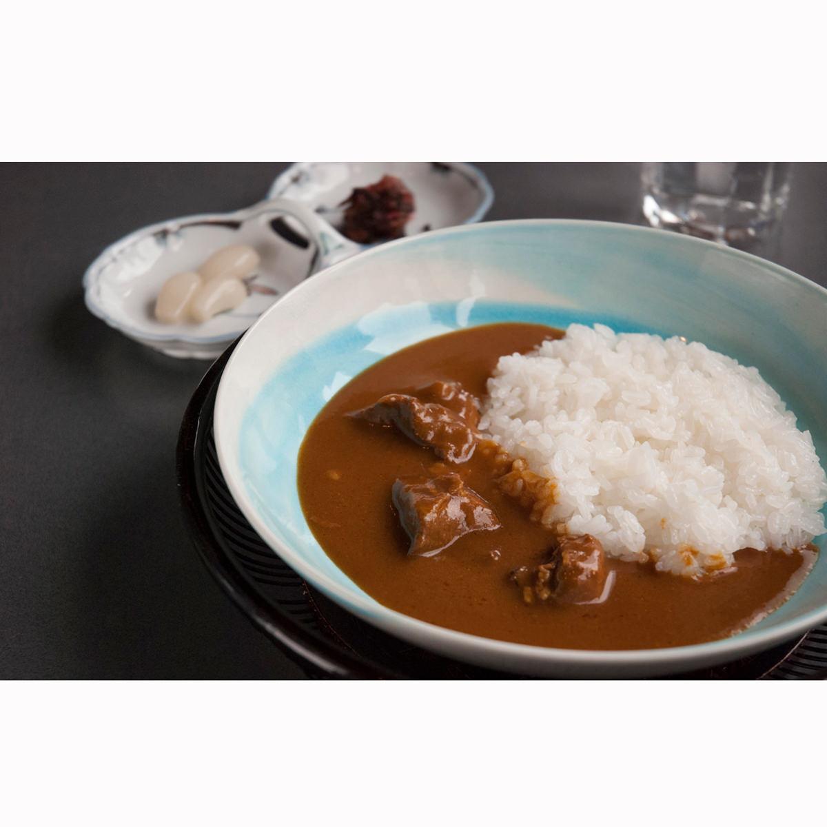 ほてるISAGO神戸 ビーフカレー 6食 〔200g×6〕 兵庫県 レトルトカレー 神戸