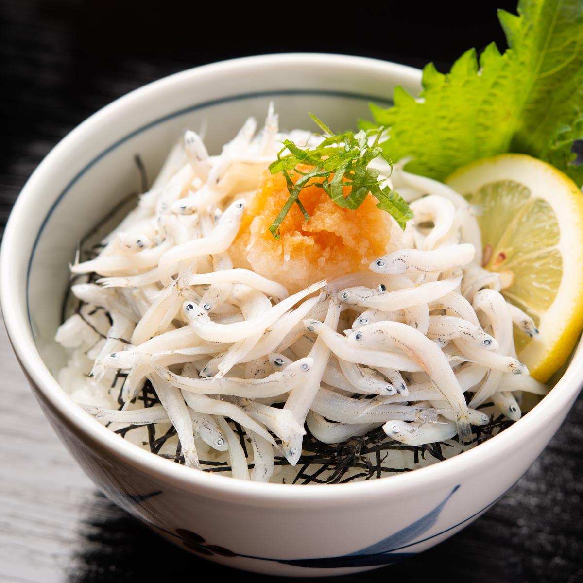 徳島県和田島 釜揚げしらす 〔1kg〕 魚 一幸