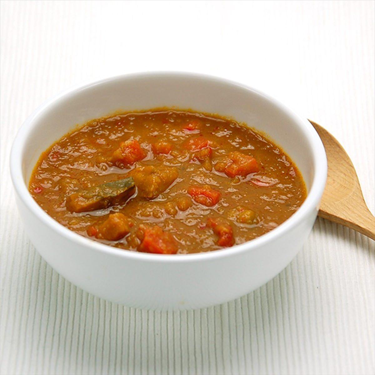野菜カレーマイルド 8つの野菜でやさしい甘さ 5個 〔200g×5〕 東京都 無添加 レトルトカレー チャヤ マクロビオティックス