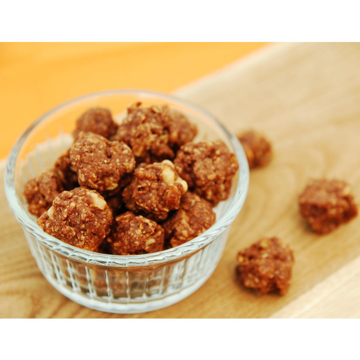 チョコレートグラノーラ 8個 〔30g×8〕 東京都 砂糖不使用 ヴィーガン 焼菓子 チャヤ マクロビオティックス