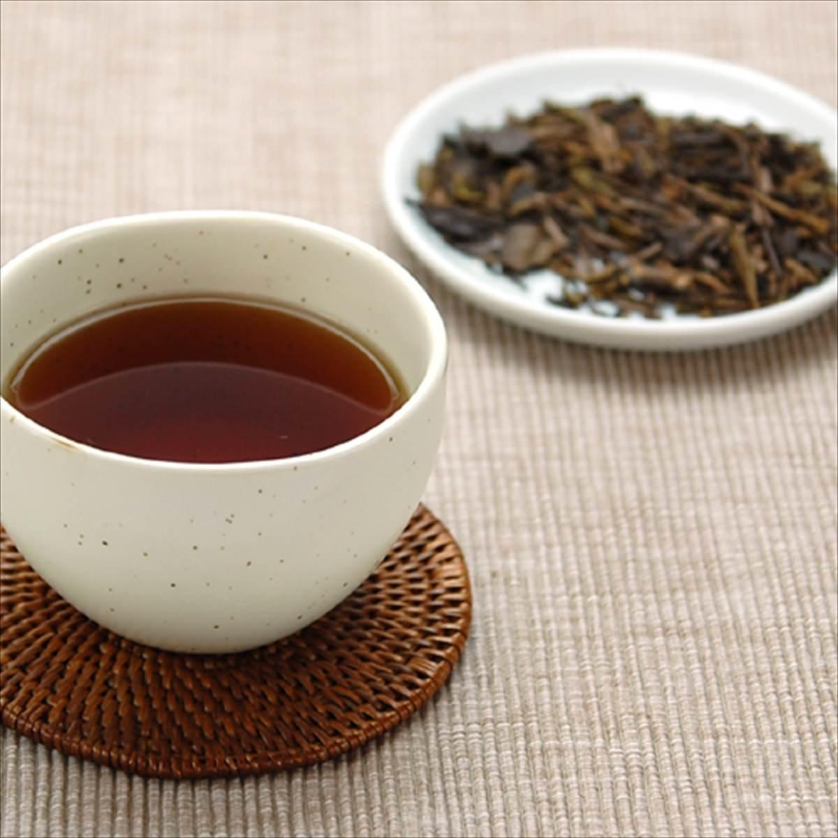 ケース 有機三年番茶 リーフ 40個 〔160g×40〕 東京都 無農薬 茶葉 チャヤ マクロビオティックス