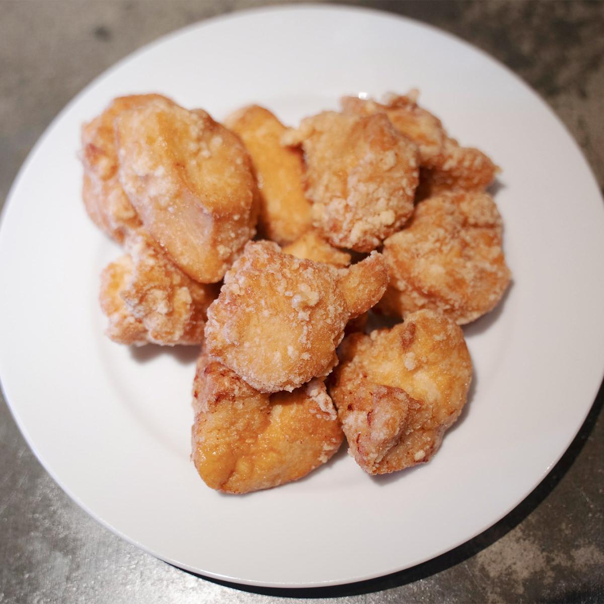 骨なしからあげ むね肉 〔鶏むね肉500g×2・片栗粉80g×2〕 からあげ 鶏肉 冷凍 大分 綾鶏