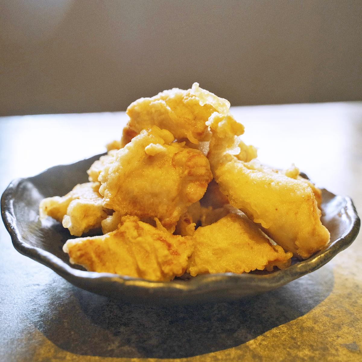 とり天むね肉 〔500g×5〕 とり天 鶏肉 冷凍 大分 綾鶏