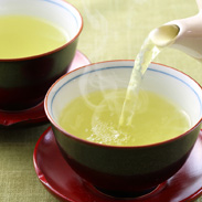 きらり 大分のブランド茶 日本茶 釜炒り茶 本匠因尾茶 ホタルの茶 茶葉セット〔100g×3袋〕