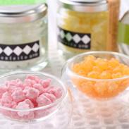 かぼす味など新しい感覚の金平糖。 confeito〜金平糖〜 6種セット 贈り物にも最適。 有限会社かぼす本家・大分県