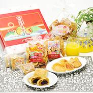 鹿児島県長島町の自社農園で育てた芋を使った贅沢で自然な味! 恵子の農園 贈り物セット(イモパイ・紫イモパイ・さつまいもチップス・赤土バレイショを使用した島っこチップス・赤じゃがポテトチップス) (有)レガーレ・ワキタ・鹿児島県
