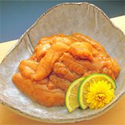 新鮮なうにの美味しさを食べ比べ。焼うに・粒うにセット 宏八屋・岩手県