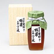 日本ミツバチの蜂蜜は、コクがあり滋養味たっぷり。日本在来種みつばちの蜂蜜 たれ蜜 藤原養蜂場・岩手県
