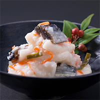金沢特産 石川県産だいこんとニシンの伝統発酵食品 大根寿し産直ギフト〔1000g〕