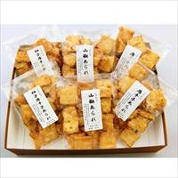 薬味あられ 3種 醤油味 〔60g×6〕 あられ 和菓子 石川 加賀かきもち丸山