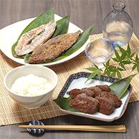 伝統の発酵食品 日本海沿岸で漁獲されたふぐを1年間漬け込んだ、ぬか漬とかす漬詰め合わせ 伊藤九商店・石川県