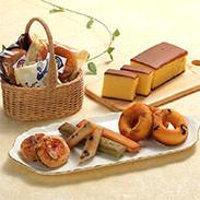地元石川県産の食材を使った焼菓子の詰め合わせ・不思議ロマンのと、HAKUI焼菓子セット シャルドン・石川県