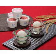 焙煎した発芽玄米の香ばしい味わい・まいすくりーむ詰め合わせ 輪風堂・石川県