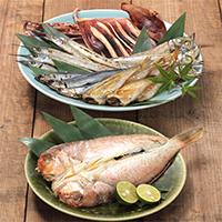 「干物は鮮魚」の想いを能登から直送・奥能登甚五朗天然干物セット 甚五朗・石川県