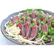 高知県・黒潮の海のうまいもん。伝統の一本釣り鰹のたたき!鰹たたき3節セット しまんと百笑かんぱに株式会社・高知県