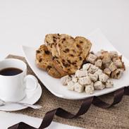 「ダーシェンカ」の天然酵母・石窯焼きパンをおいしいラスクにしました ラスク・ダーシェンカギフトセット せんつばき・愛知県