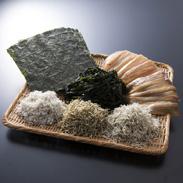 南知多・師崎港に水揚げされた新鮮な魚介類の詰め合わせ 海の恵みセット カネセイ海産・愛知県