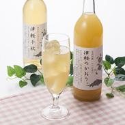 津軽平野の完熟りんごで作るストレート果汁100%ジュース2種 りんごジュース詰合M 成田農園・青森県