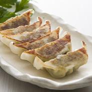 弟子屈町の厳しい風土から芽生えた栄養豊かな「幻の山菜」を使った 行者にんにく餃子5パック 株式会社エフビーエス・北海道