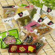 地元鹿児島で採れる新鮮野菜を使用 お漬物の詰め合わせ 中園久太郎商店・鹿児島県